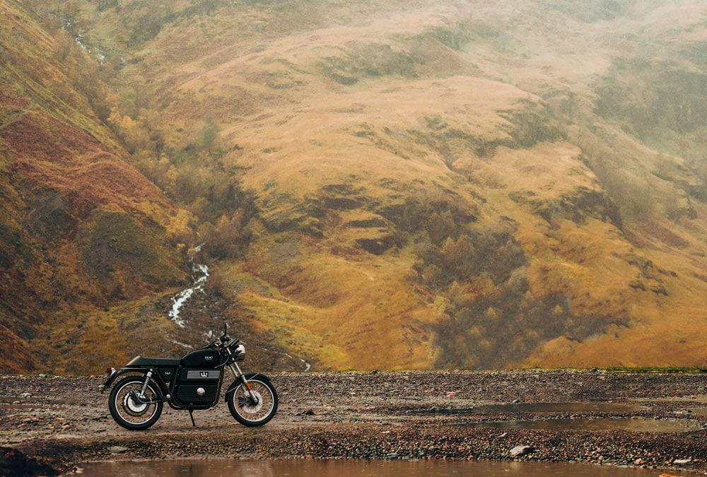 RGNT moto électrique écosse