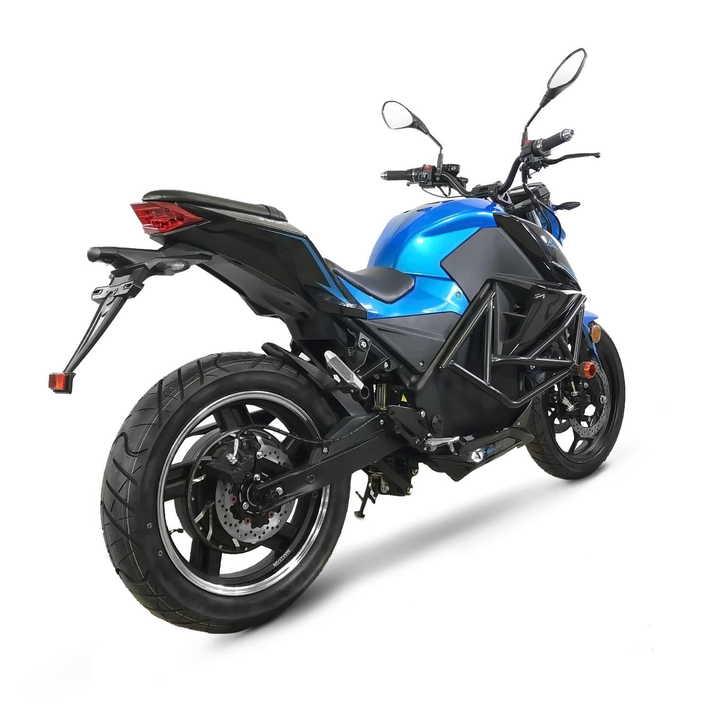 ebroh bravo gle pro moto electrique roadster grande autonomie 125 cm3