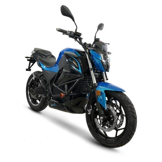 ebroh bravo gle pro moto electrique roadster silencieux ktm