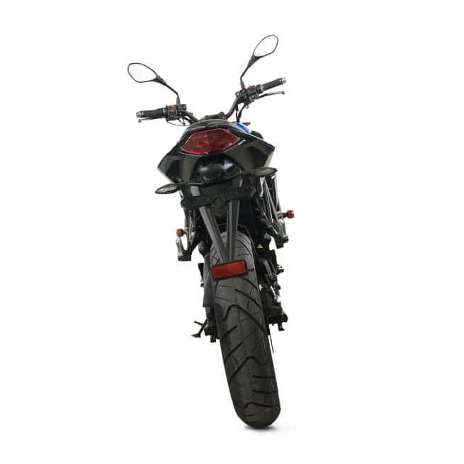 ebroh bravo gle pro moto electrique roadster sécurité léger