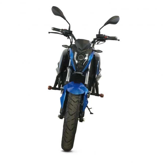 ebroh bravo gle pro moto electrique roadster grande autonomie 125 cm3 ktm