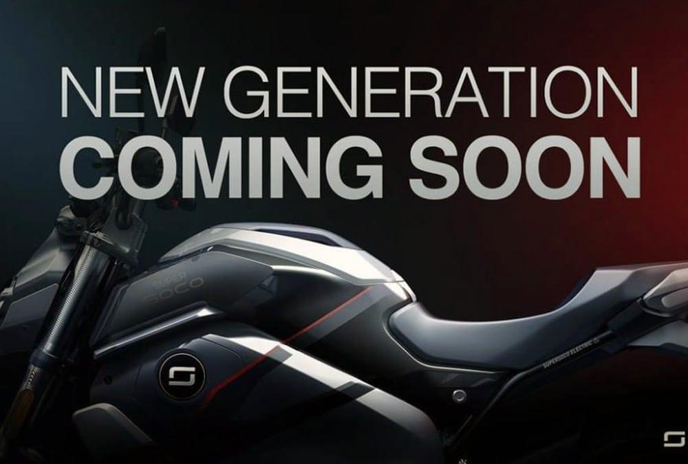 nouveautés 2021 super soco scooters électriques