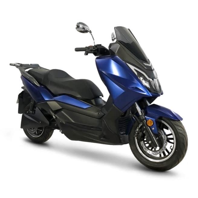 rider ng bleu maxi scooter électrique GT
