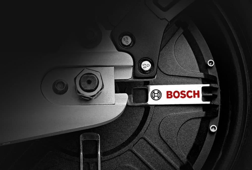 moteur bosch électrique