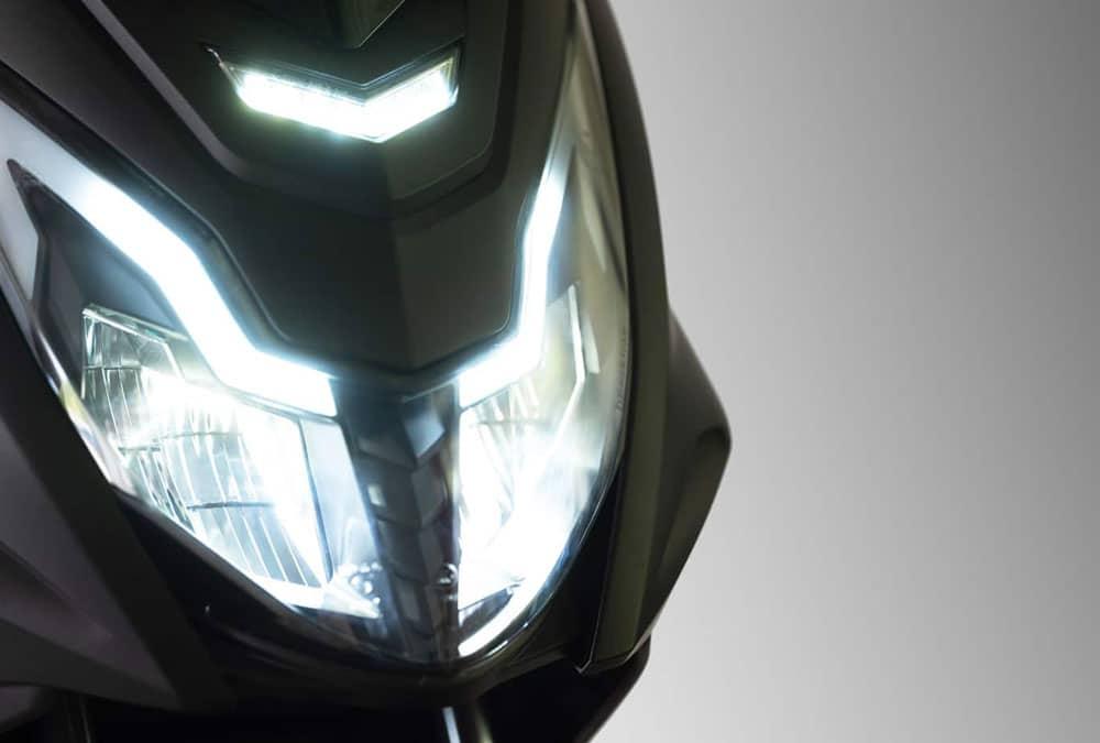 Rider NG maxiscooter électrique