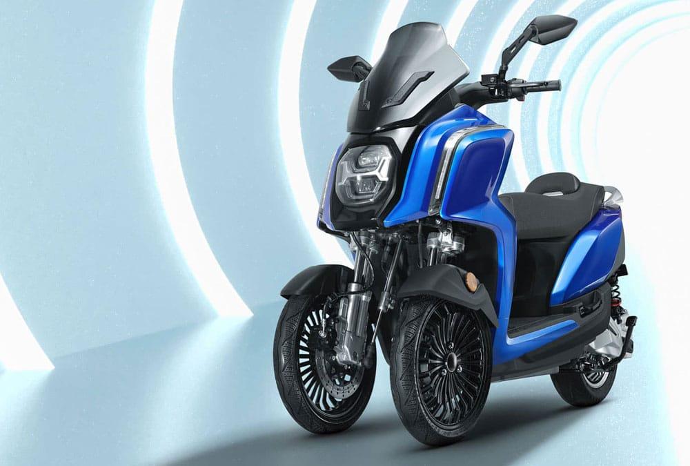 scooter électrique Rider 3R 3 roues