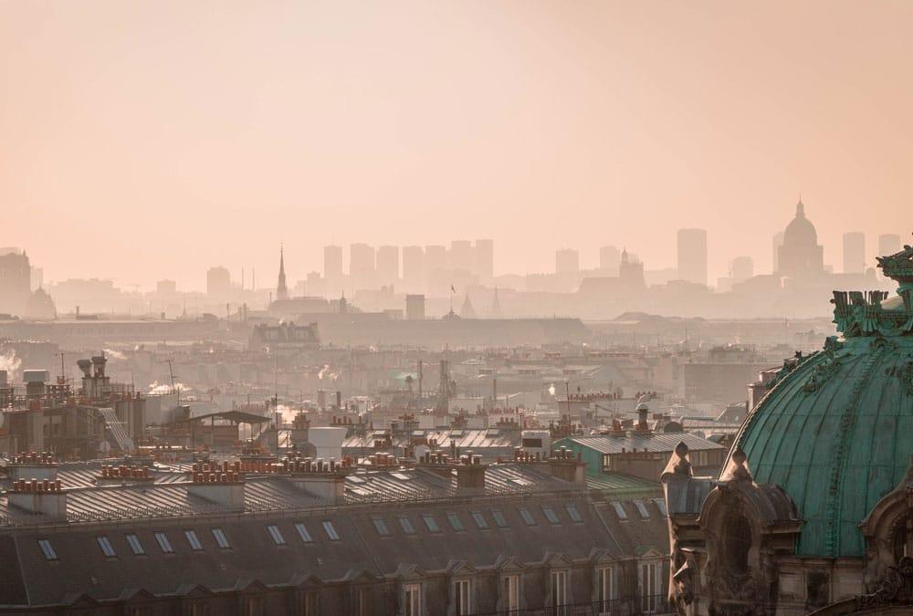 pollution grand paris zfe