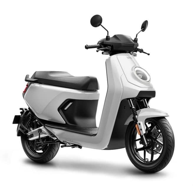 niu mqi gt gris scooter électrique grande autonomie