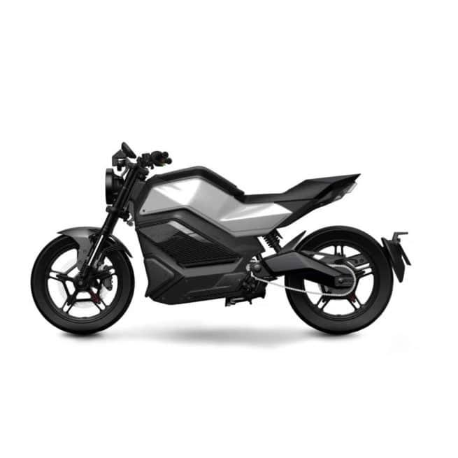moto électrique 125 puissante