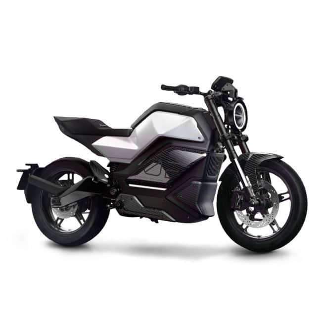 nouvelle moto Niu électrique zero motorcycles