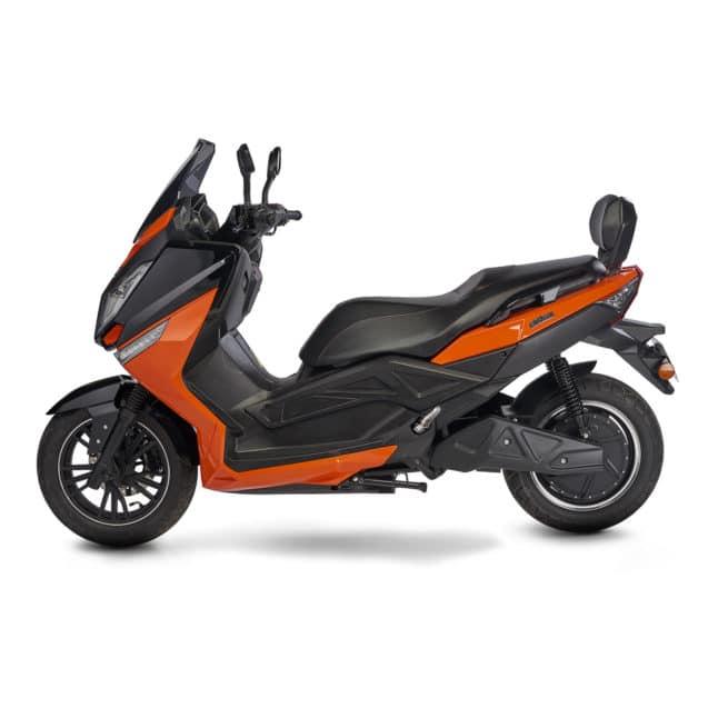 Pink Mobility Pink Style Fly scooter electrique économique crit air 0 zéro
