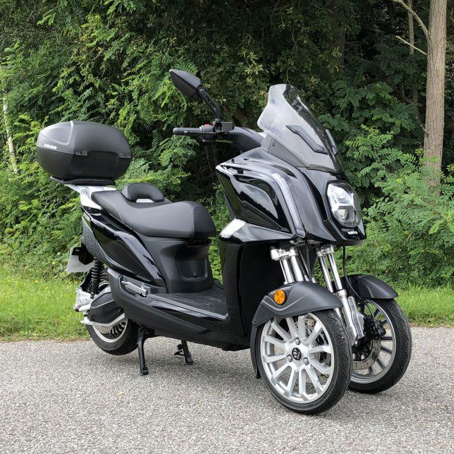 rider 3rs scooter électrique 3 roues d'occasion