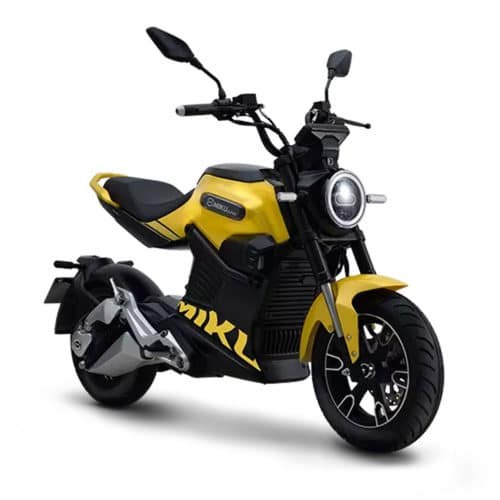 miku super moto électrique 125