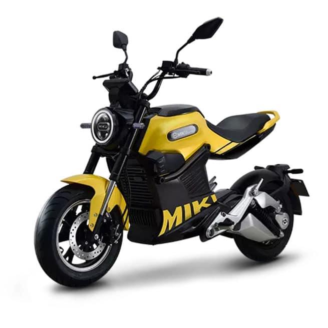 miku super moto électrique originale