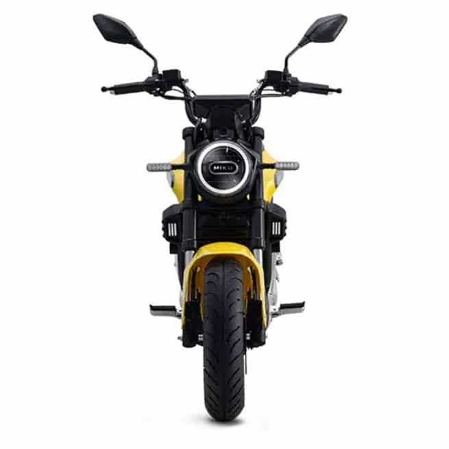 moto électrique charge rapide