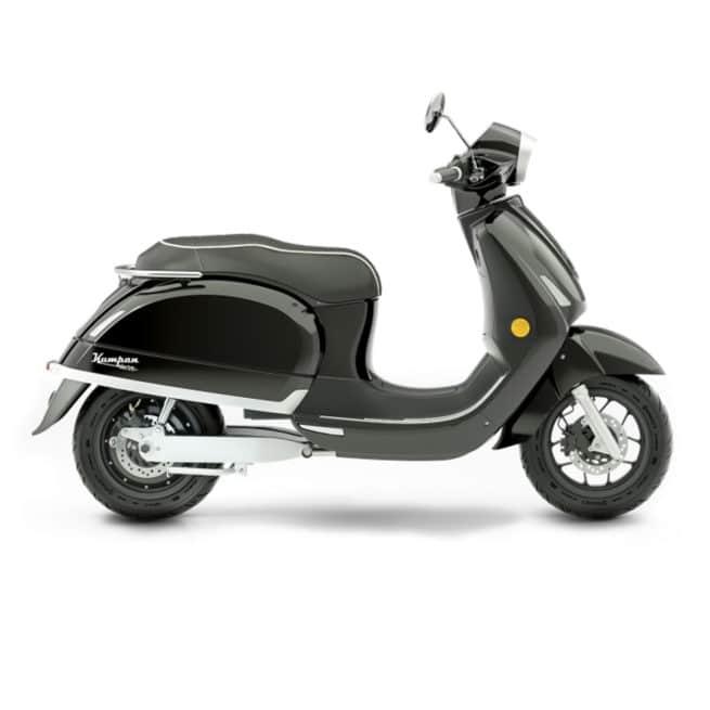 kumpan 54 iconic scooter rétro vintage