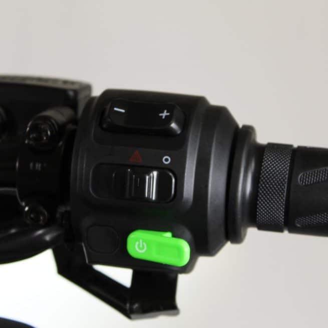 Niu NQi GTS scooter electrique sécurité léger bon frein