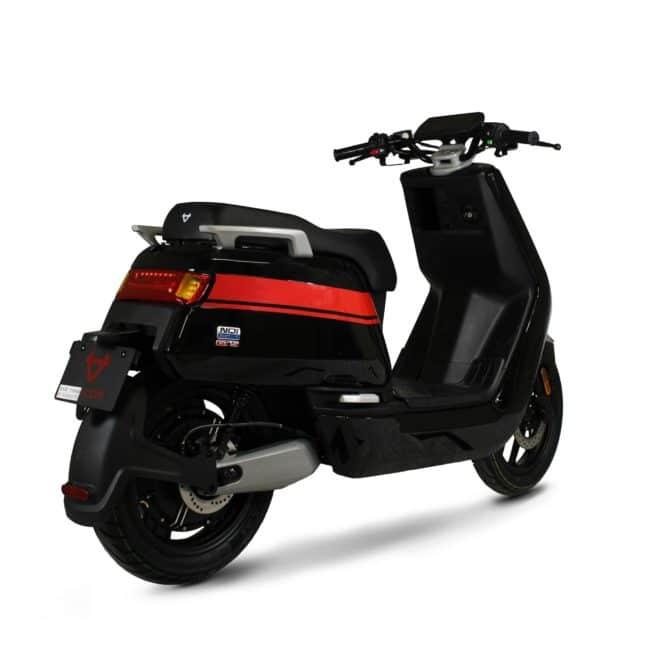 scooter electrique sécurité léger bon frein
