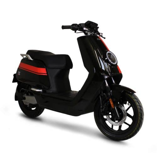 Niu NQi GTS scooter electrique 125 cm3 permis AM B A1 accessible
