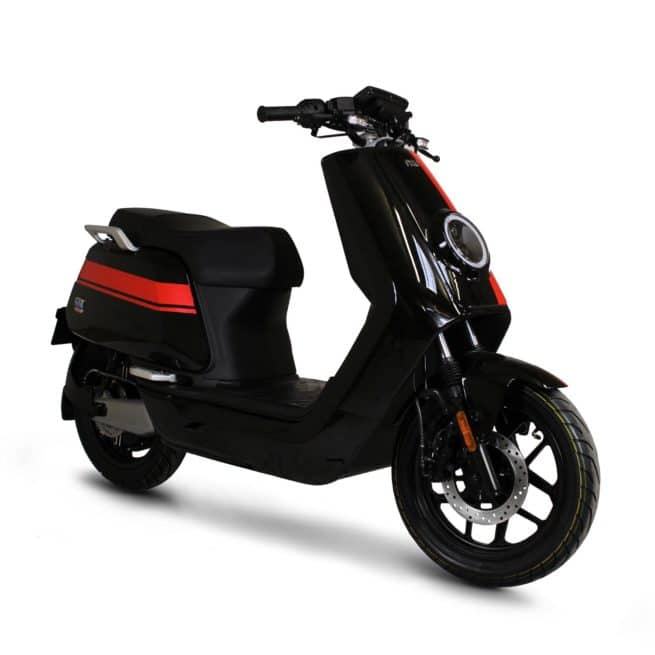 Niu NQi GTS scooter electrique 125 cm3 permis AM B A1 accessible