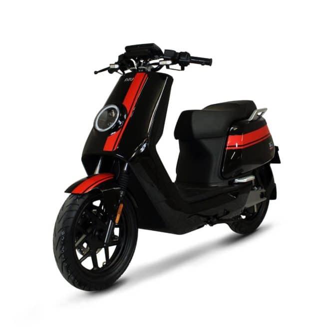Niu NQi GTS scooter électrique double batterie