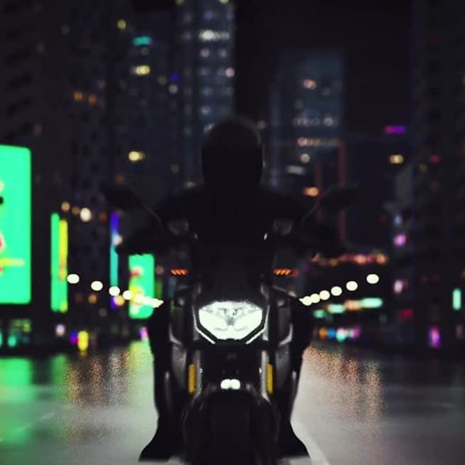 super soco street hunter moto électrique nouveauté 2021