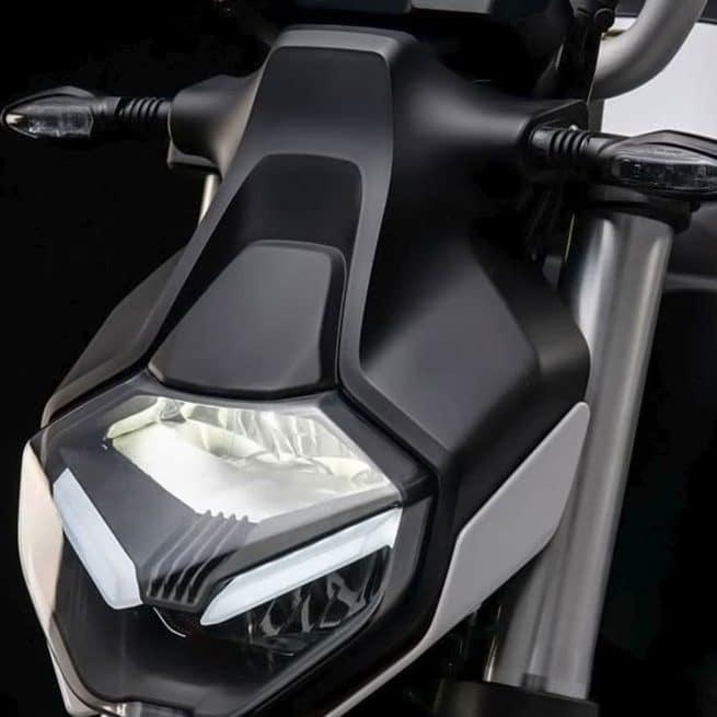super soco ts street hunter phare LED