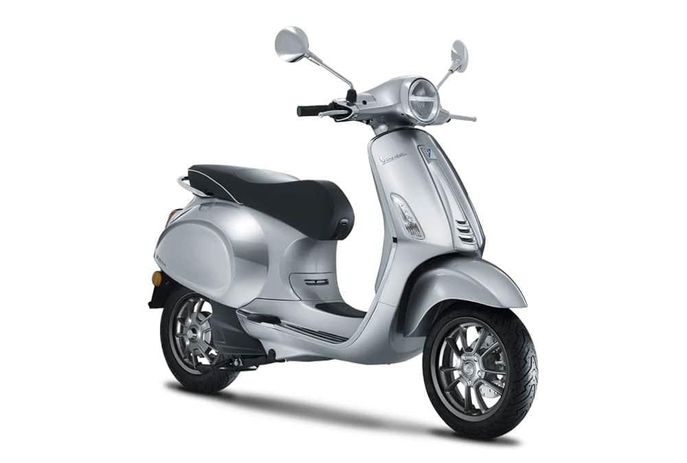 Vespa Elettrica scooter électrique 50 et 125