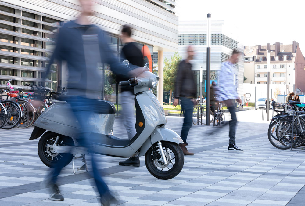 Assurance scooter électrique 125 cm3