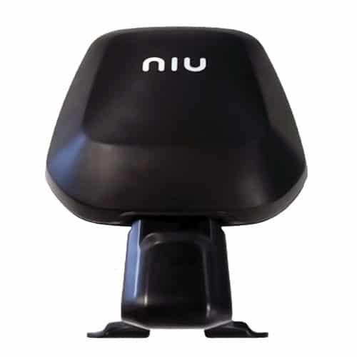 dosseret passager Niu MQi GT