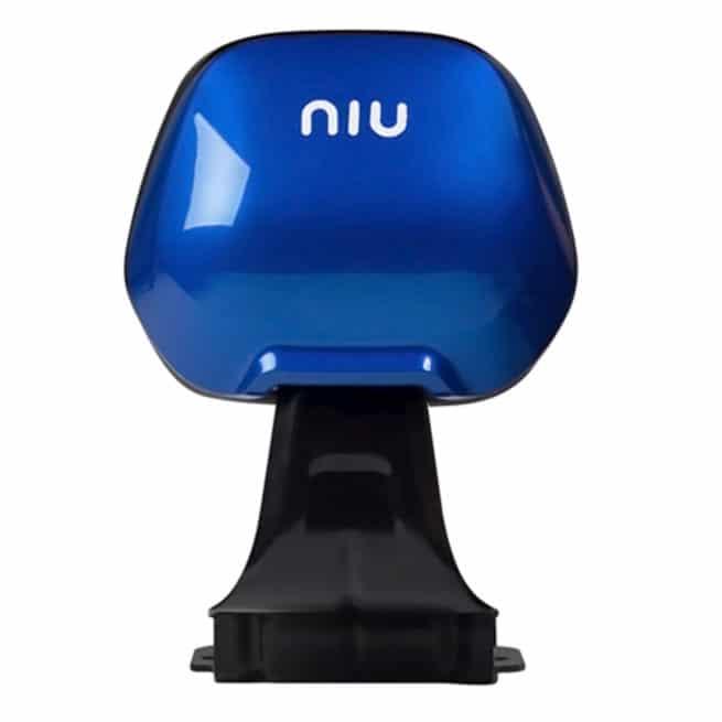 dosseret passager niu mqi+ sport bleu