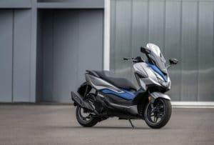honda forza comparatif scooter électrique