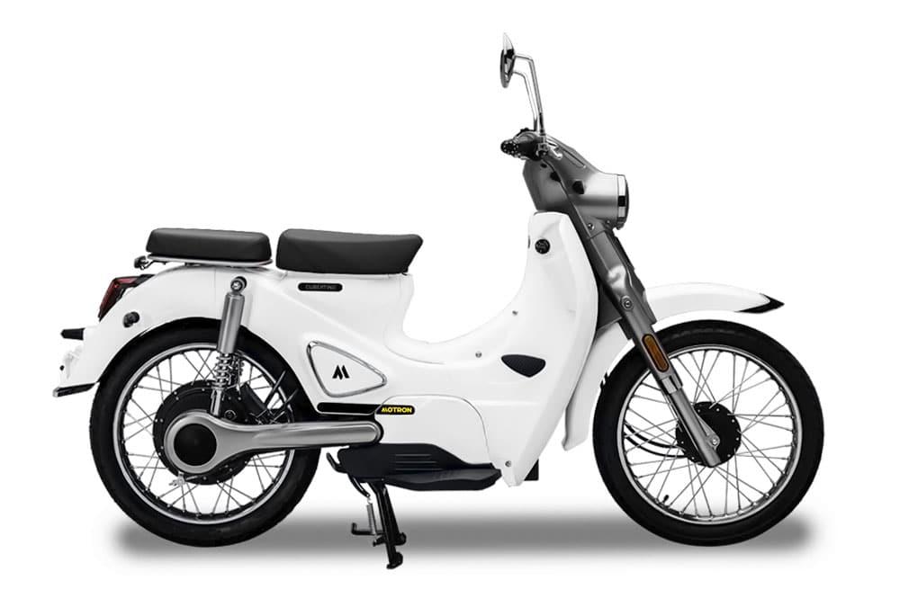 Motron Motocycles Cubertino