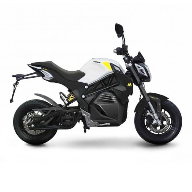 motron motorcycles vizion moto électrique urbaine