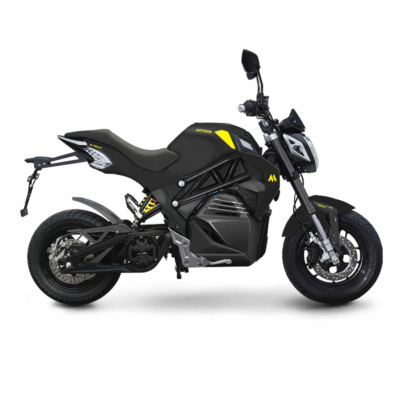 motron motorcycles vizion moto électrique sans permis