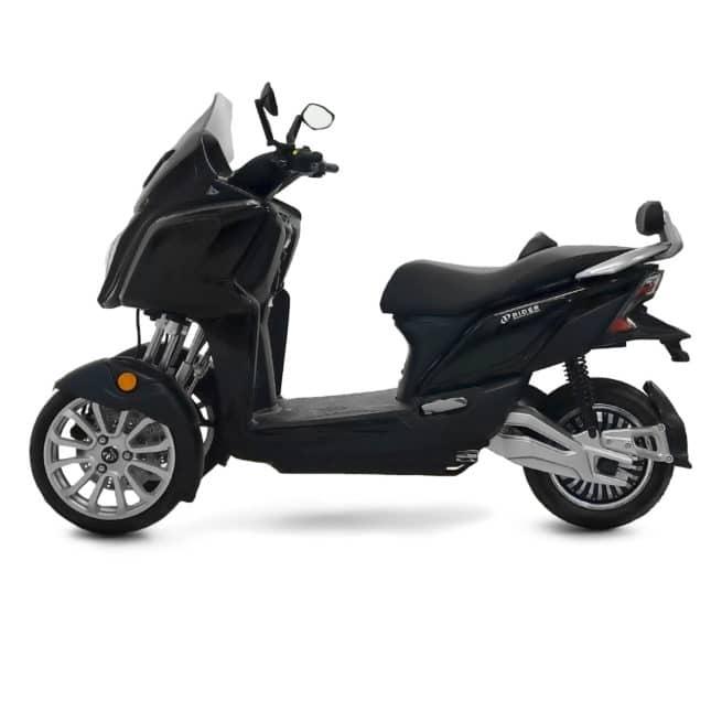 rider 3rs+ scooter 3 roues sécurité