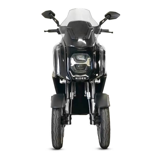 rider 3rs+ scooter électrique piaggio mp3 peugeot metropolis
