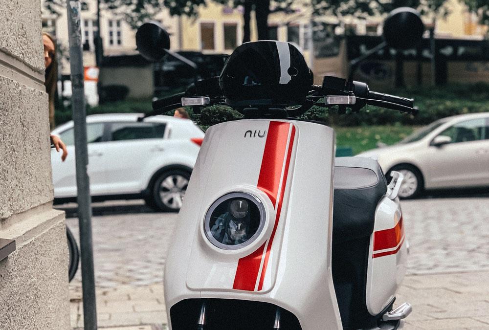 sécurité scooter électrique accident circulation