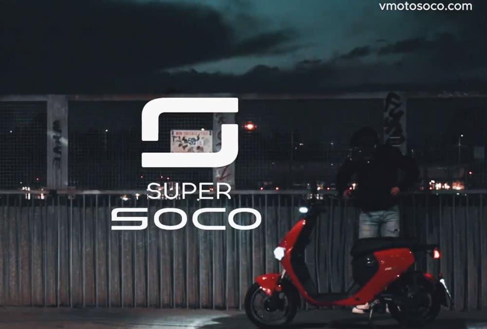 Super Soco CU Mini