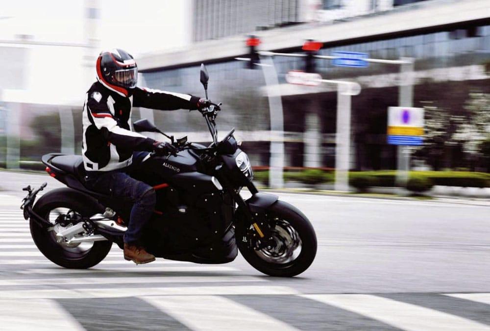 alrendo ts bravo moto électrique ville