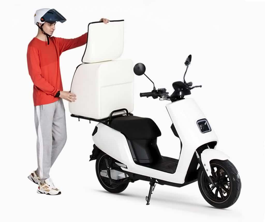 lvneng S5-D delivery scooter de livraison professionel