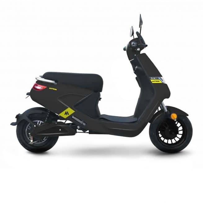 Motron Voltz scooter électrique pas cher ville
