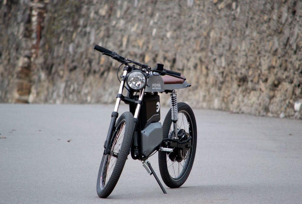 Pepper Motorcycles balade