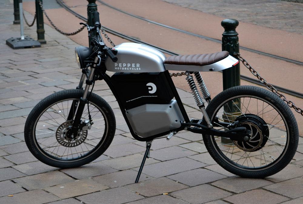 Pepper Motorcycles suisse