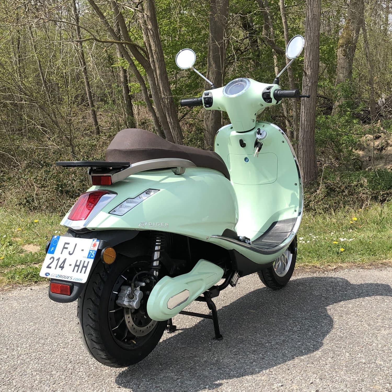 scooter électrique occasion rider 3000