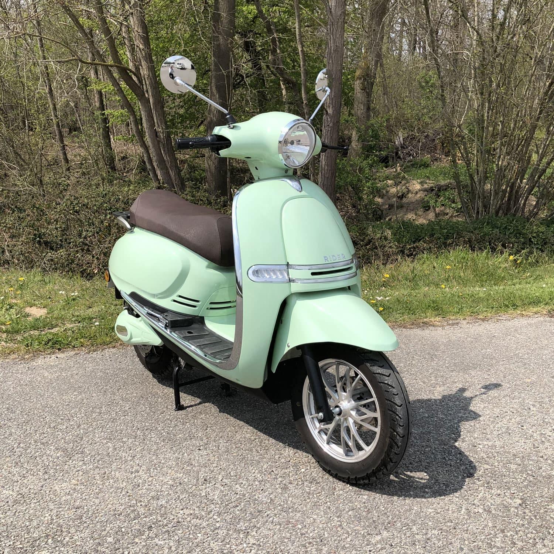 scooter électrique occasion rider 3000 50cm3