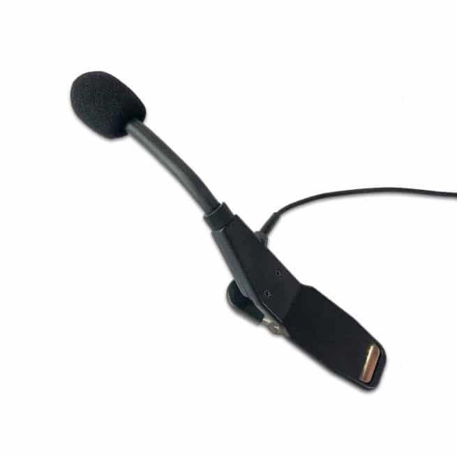 micro pour haut parleur