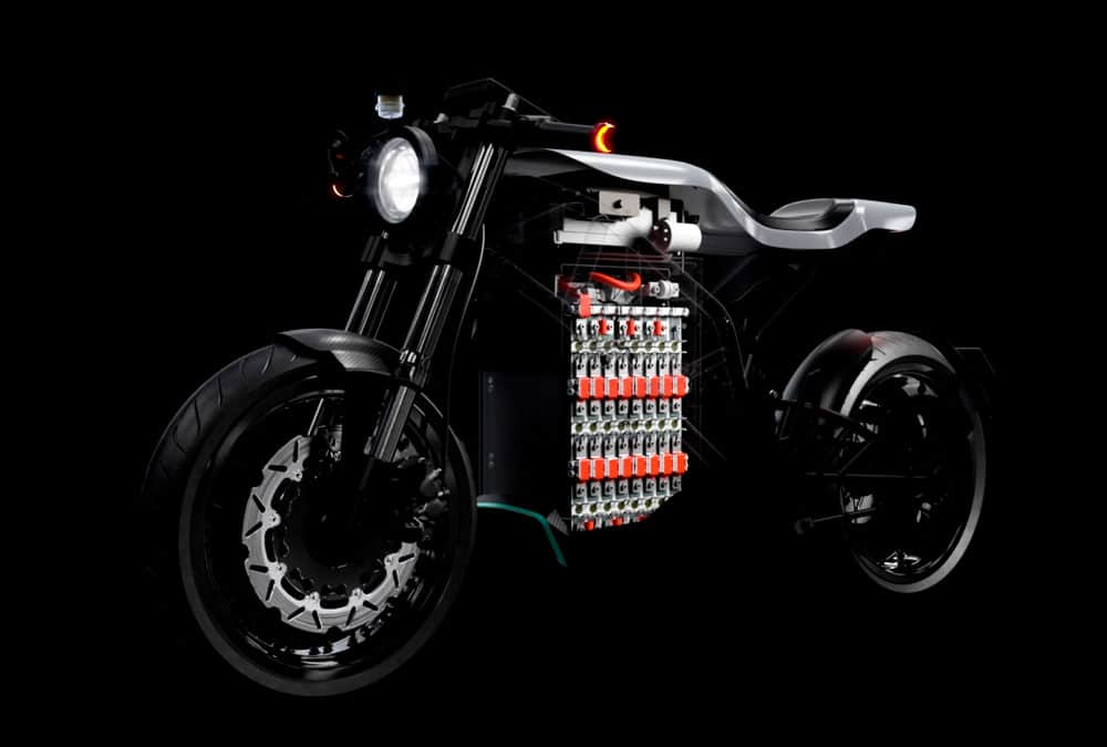 Yatri Motorcycles Project Zero batterie