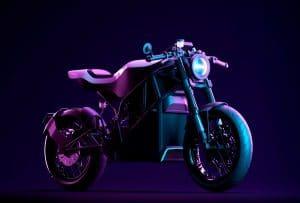 Yatri Motorcycles café racer