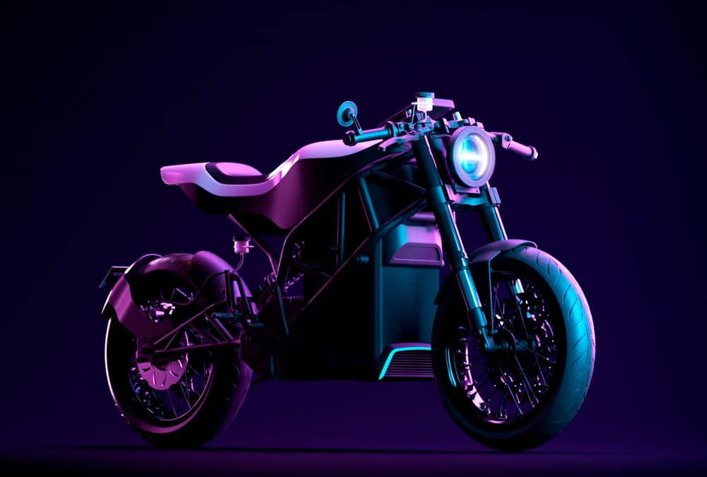Yatri Motorcycles Project Zero café racer